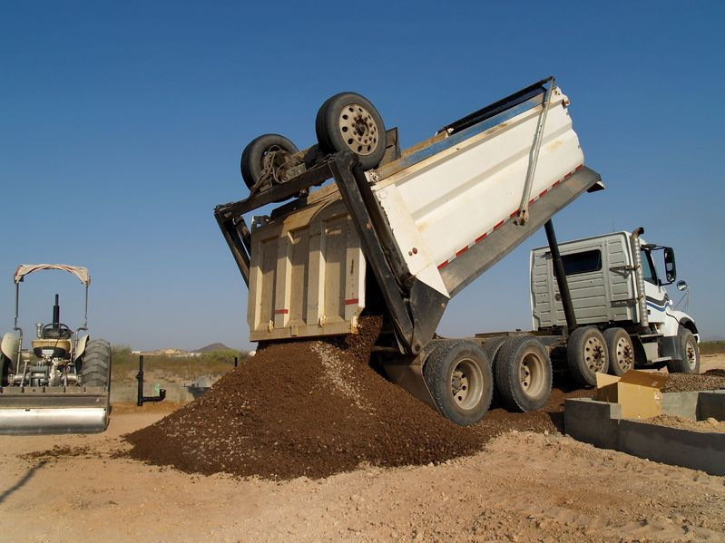 Dallas, Fort Worth, Houston, San Antonio, TX.  Dump Truck Insurance
