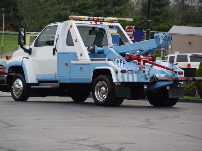 Dallas, Fort Worth, Houston, San Antonio, TX.  Tow Truck Insurance
